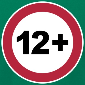 12 / 12+ Birthday Twelve twelfth 3c T-Shirts - Men's T-Shirt by American Apparel