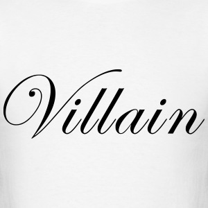 Villain T-Shirts - Men's T-Shirt