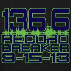 136.6 Record Breaker Women's T-Shirts