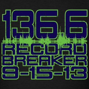 136.6 Record Breaker T-Shirts - Men's T-Shirt