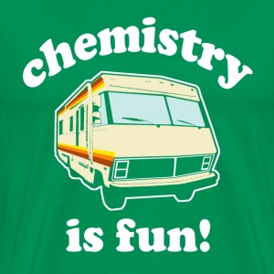 Chemistry Is Fun - Men's Premium T-Shirt