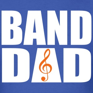 Band Dad (Men's) - Men's T-Shirt