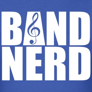 Band Nerd (Men's) - Men's T-Shirt