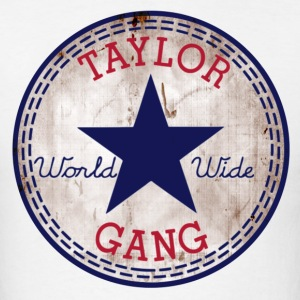 taylor_gang_2_new T-Shirts - Men's T-Shirt