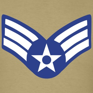 United States Air Force - Senior Airman T-Shirts - Men's T-Shirt