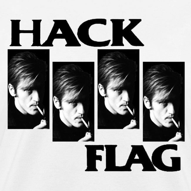 Hack Flag Girl