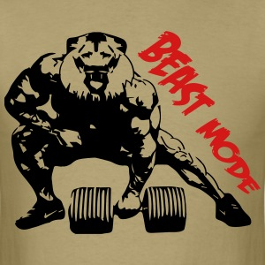 Beast Lion T-Shirts - Men's T-Shirt