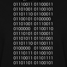 Science is Fucking Awesome (Binary Code)