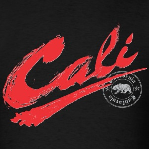 CALI Brushed T-Shirts - Men's T-Shirt