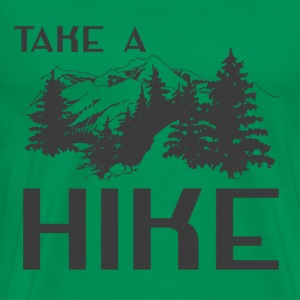 Take a Hike T-Shirts - Men's Premium T-Shirt