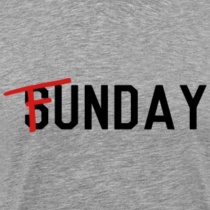 Sunday is Funday T-Shirts - Men's Premium T-Shirt