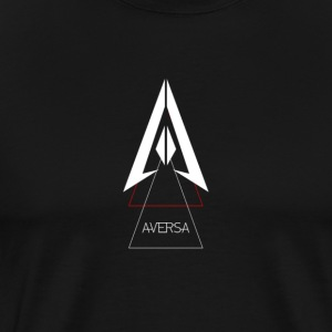 Aversa Red Triangle T - Men's Premium T-Shirt