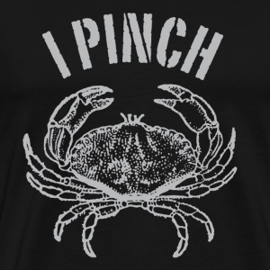 Crab. I pinch T-Shirts - Men's Premium T-Shirt