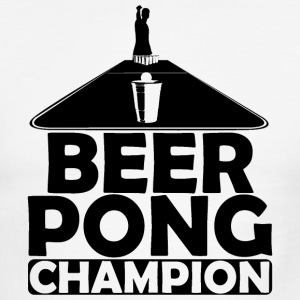 Beer Pong Champ T-Shirts - Men's Ringer T-Shirt