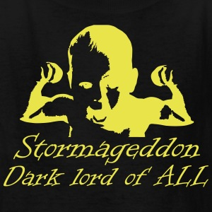 dark_lord_of_all Kids' Shirts - Kids' T-Shirt