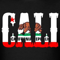 Cali Republic Bear T-Shirts