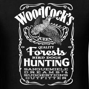 woodcock_label T-Shirts - Men's T-Shirt