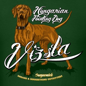 vizsla T-Shirts - Men's T-Shirt