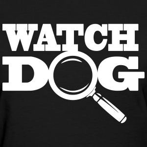 watch_dog Women's T-Shirts - Women's T-Shirt