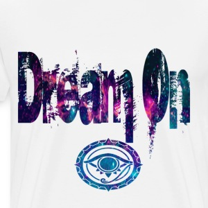 Dream On Galaxy Prototype  - Men's Premium T-Shirt