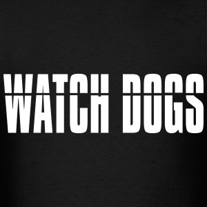 watch_dog2 T-Shirts - Men's T-Shirt