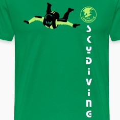 skydiving T-Shirts