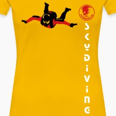 skydiving Women's T-Shirts