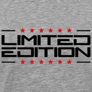 Limited Edition Star Design T-Shirts - Men's Premium T-Shirt