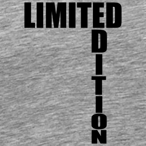 Limited Edition T-Shirts - Men's Premium T-Shirt