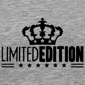 Limited Edition King Crown Stars Logo T-Shirts - Men's Premium T-Shirt