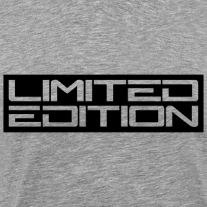 Limited Edition Logo T-Shirts - Men's Premium T-Shirt