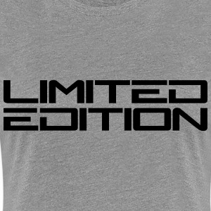 Limited Edition Design Women's T-Shirts - Women's Premium T-Shirt