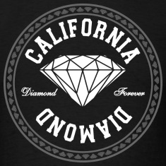 California Diamond T-Shirts