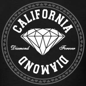California Diamond T-Shirts - Men's T-Shirt