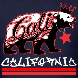 CALIFORNIA Brown Bear T-Shirts - Men's T-Shirt