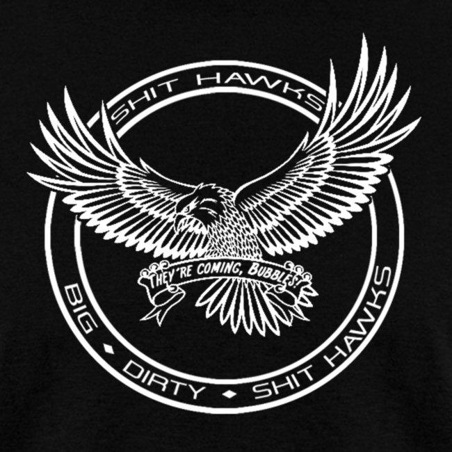 Shit Hawks tee