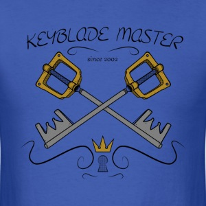 Keyblade Master [Kingdom Hearts] T-Shirts - Men's T-Shirt