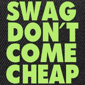SWAG DON'T COME CHEAP Caps - Snap-back Baseball Cap