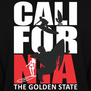 California Surfing The Golden State Hoodies - Women's Hoodie