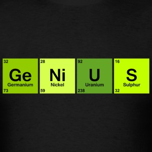 Genius - Men's T-Shirt