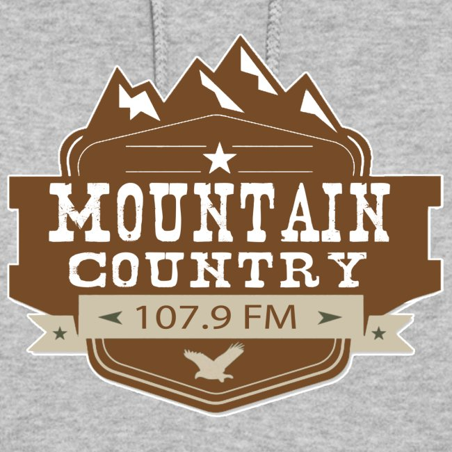 Mountain Country 107.9 Woman's Hoodie