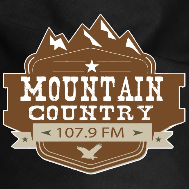 Mountain Country 107.9 Dog Bandana