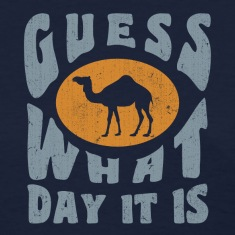 Hump day - Wednesday