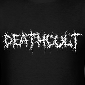 Deathcult Logo T-Shirt - Men's T-Shirt