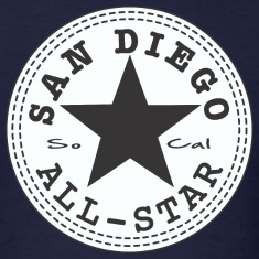 San Diego All Star T-Shirts