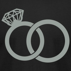Wedding Band - Wedding Rings T-Shirts