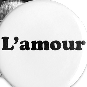 l amour Buttons - Small Buttons