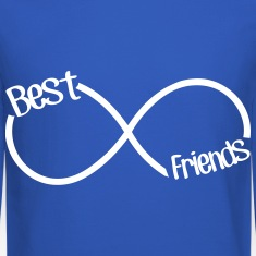 Best Friends Infinity  Long Sleeve Shirts