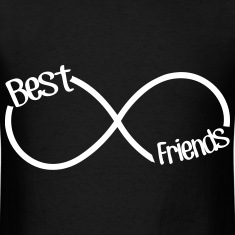 Best Friends Infinity  T-Shirts