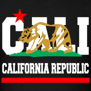 California Republic New Golden T-Shirts - Men's T-Shirt